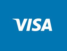 Paddington Gardens - Visa Logo